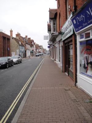 High Street Stony Stratford