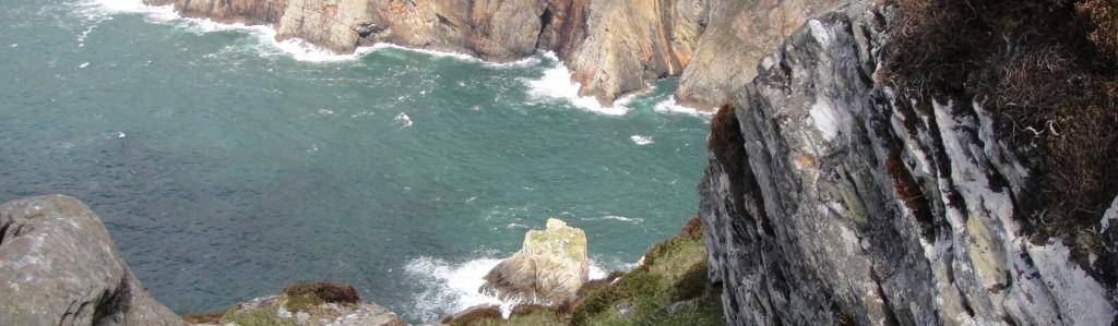 Wild Atlantic Way in North Ireland