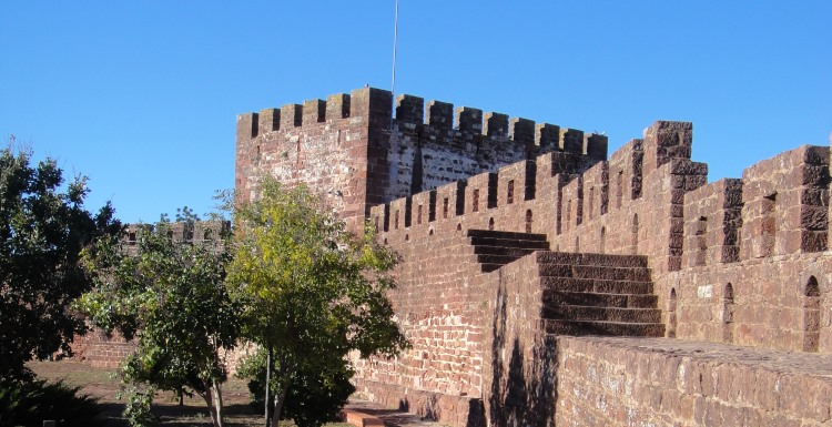 torre de menagem at Silves Castle